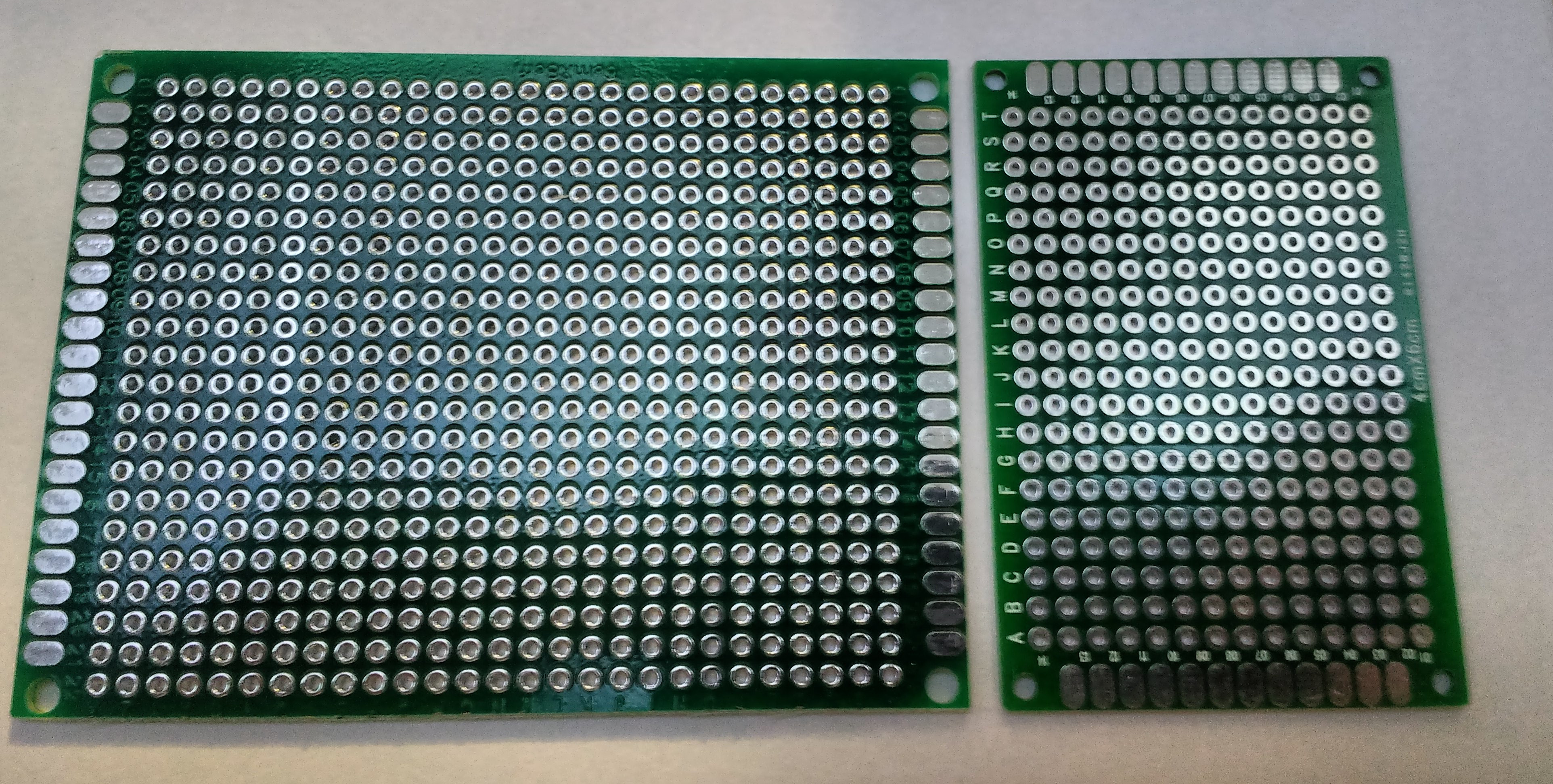 Double-Sided Prototype Board